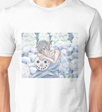 Winter Sprite Unisex T-Shirt