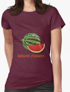 Melon Farmer Womens Fitted T-Shirt