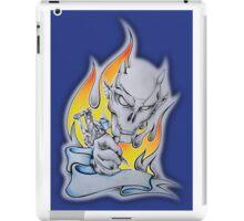 Tattoo Flame New iPad Case/Skin