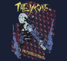 Drone Shirt #1 by pulptraitor