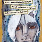 Luminus Nox, Master of Magicks & Illusionist  by DelisaCarnegie
