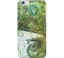 Green Birds Green iPhone Case/Skin