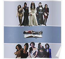 Evil Queen Regina Mills Poster