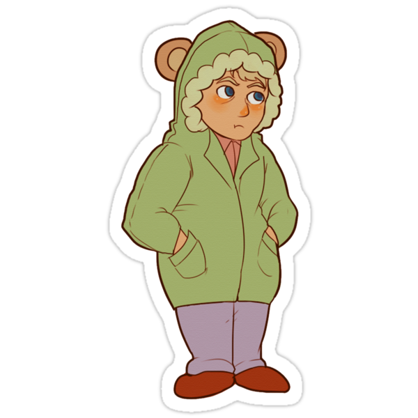 Bear John by ManyBiscuits
