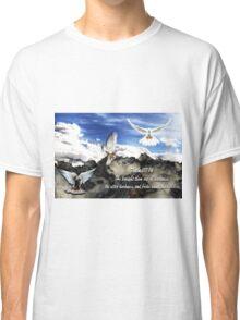 Psalm 107:14 Classic T-Shirt