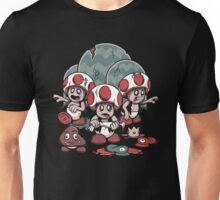 Tragic Mushrooms Unisex T-Shirt