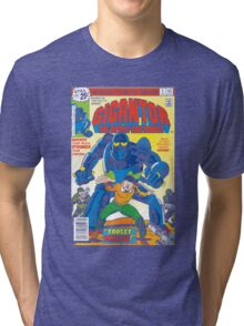 Gigantor Tri-blend T-Shirt