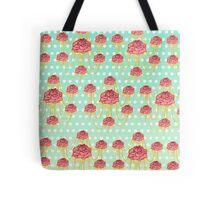 Honey Roses Tote Bag