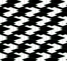 Geometric patterns - Stairway 3D Effect Sticker