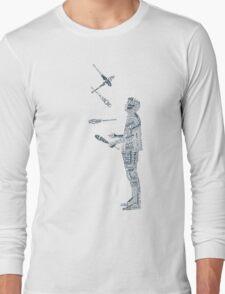 Tshirt - Juggling Typology  Long Sleeve T-Shirt