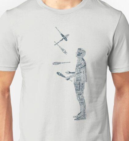Tshirt - Juggling Typology  T-Shirt