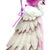 Aerith Princess Form - FFVIIACC (FFSteF09 Version) Sticker
