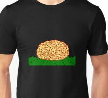STRAIGHT TO THE BRAIN Unisex T-Shirt