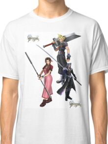 Dissidia 012 Reports Final Fantasy Characters 2 Classic T-Shirt