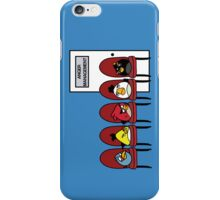 Anger Management - Angry Birds iPhone Case/Skin