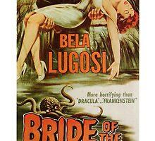 Bride Of The Monster by Jenn Kellar