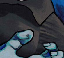 blue ramirez Sticker