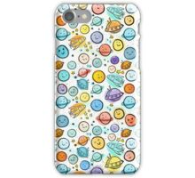 Planetary Party iPhone Case/Skin