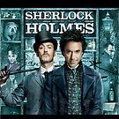 Sherlock Holmes iPhone Case by kat1903