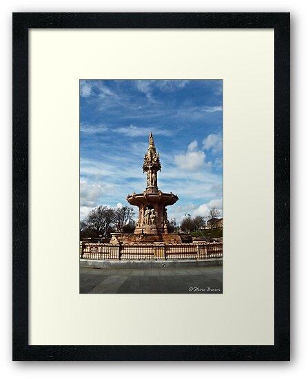 The Doulton Fountain by Stevie B
