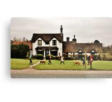 Duddleswell Tea Rooms #3 Metal Print