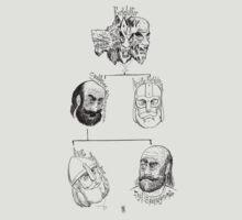 Egil's Family Tree by Lefteris Yakoumakis