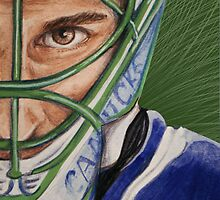 Roberto Luongo by Sarah  Mac