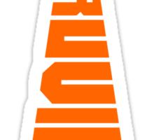 Peruvian Necktie BJJ Sticker