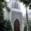 St George's Anglican Church - Mt Wilson NSW Australia by Bev Woodman
