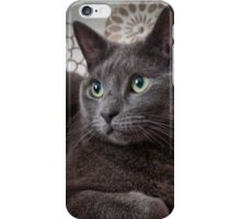 Mitzy The Cat iPhone Case/Skin
