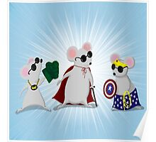 Blind Mice Cosplay Poster