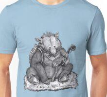 Shroom the Hippie Bear Unisex T-Shirt