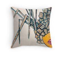 Jewlery - Hat Throw Pillow