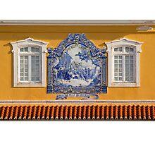 estoril tiles. Photographic Print