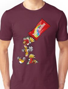 comes in shiny flavour Unisex T-Shirt
