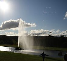 Chatsworth Fountain by FonerrM