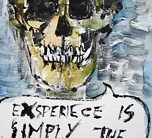 SKULLS QUOTING OSCAR WILDE - 4 by lautir