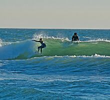 Surf City, USA. Huntington Beach, Ca. by philw