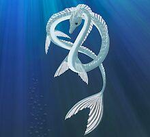 Water - Dragon of the Sea by KittenPokerUK