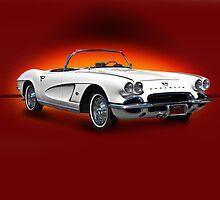 1962 Corvette w/o ID by DaveKoontz
