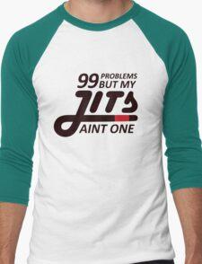 99 Problems But My Jits Aint One Men's Baseball ¾ T-Shirt