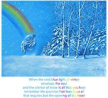 'WinterRainbow' by Sergei Rukavishnikov by Alenka Co