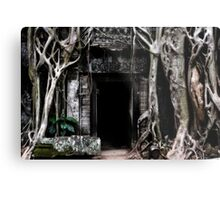 Enter, Cambodia  Metal Print