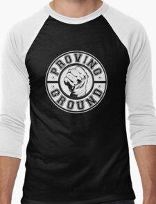 Proving Ground Logo Men's Baseball ¾ T-Shirt