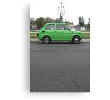 Fiat Canvas Print