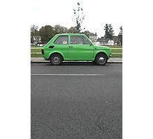 Fiat Photographic Print