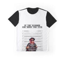 Mia Von Glitz - Too Cute Graphic T-Shirt