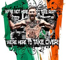"NEW UFC 194 Conor ""Notorious"" McGregor by kevrast"
