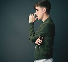 Connor Franta by Marco Darvish