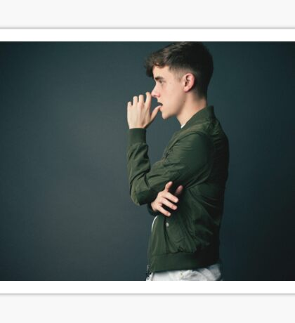Connor Franta Sticker